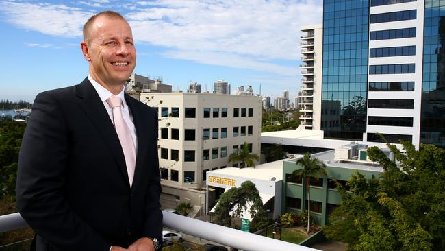 UDIA Gold Coast president Finn Jones Photo: David Clark