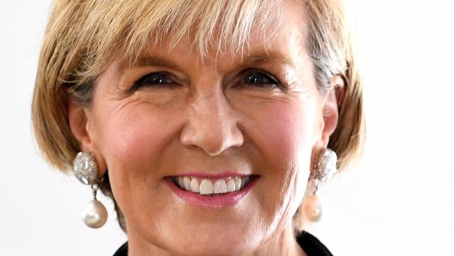 Minister for Foreign Affairs Julie Bishop is working on a deal with Serbia. Picture: AAP