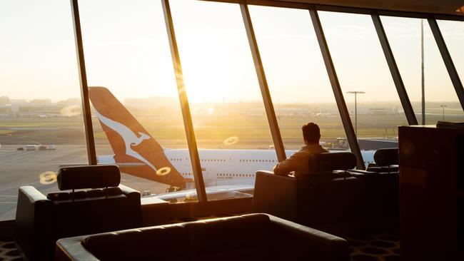 Qantas' big change to airport lounges