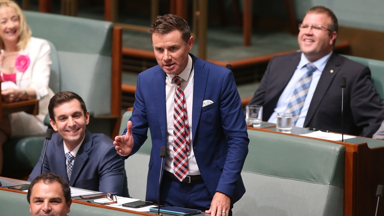 Liberal MP Andrew Laming to quit politics over 'disgraceful behaviour' towards women