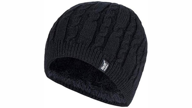 Heat Holders, Alesund Cable-Knit Thermal Hat Beanie