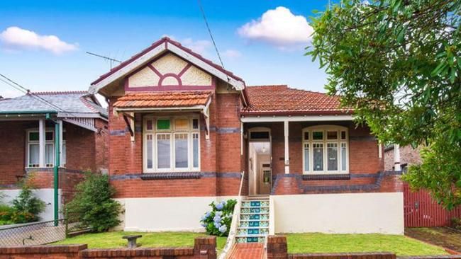 12 Tamar Street, Marrickville was listed for the first time in nearly 80 years and attracted a price of $1.481 million.