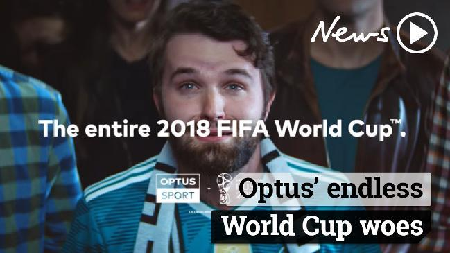 Optus gives up on World Cup coverage