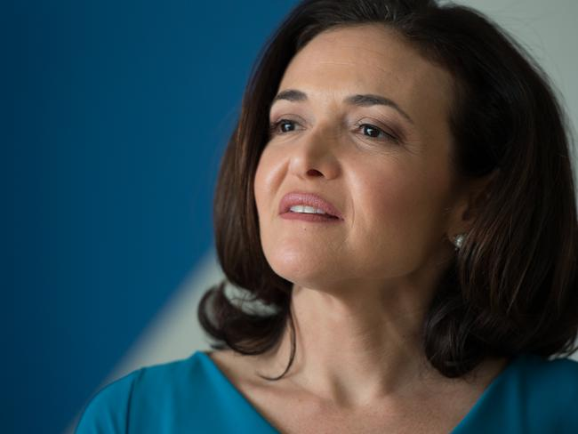 Facebook COO Sheryl Sandberg has been a prominent proponent of female participation in the workforce.