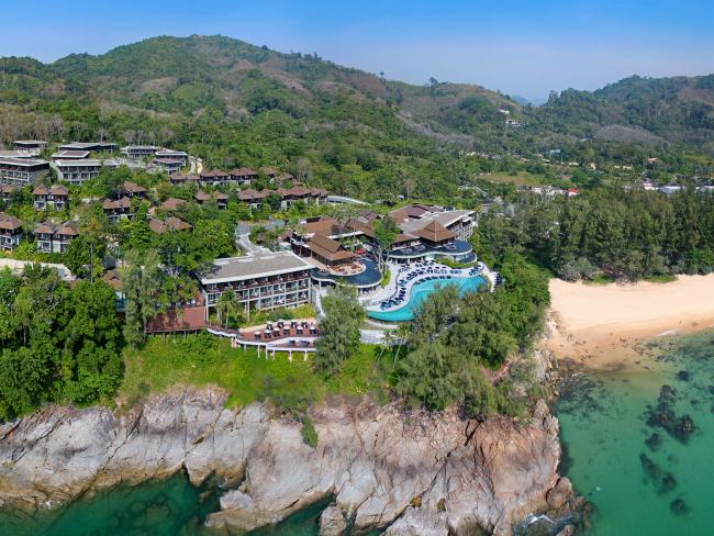 EXPERIENCE PHUKET'S CLIFF SIDE 5-STAR NAITHON BEACH WITH BONUSES, WITH ALL-INCLUSIVE DINING, FOOD & DRINK DISCOUNT, AND ONE MASSAGE PER PERSON. 8 NIGHTS FROM $999PP*: More details HERE.
