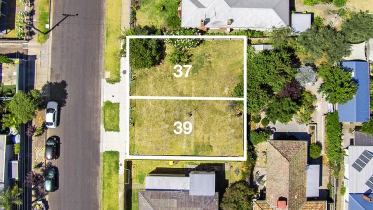 37 and 39 Anderson St, East Geelong