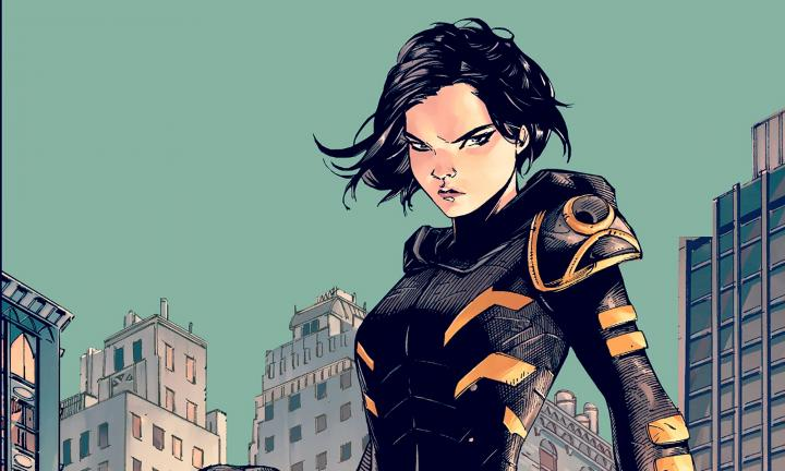 CASSANDRA. As if Cassandra wasn't already a cool AF forename, Cassandra Cain is one butt-kicking lady who assumed the role of Batgirl in the past and is currently known as Orphan in DC Rebirth (the 2016 relaunch of DC Comics).<a href='http://www.dccomics.com/'>Image: DC Comics</a>