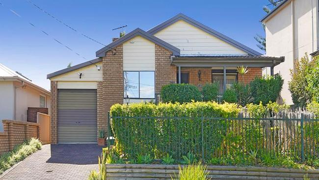The Matraville investment.