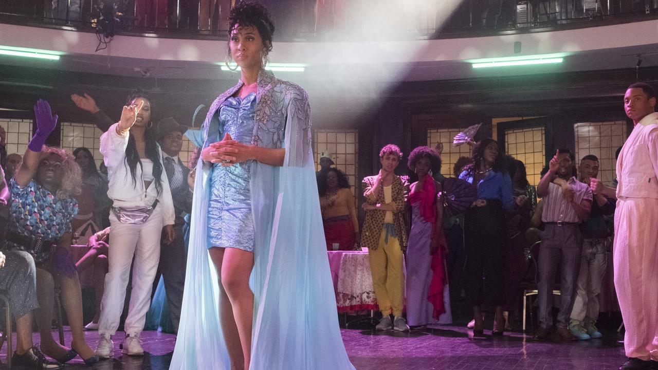 Pose is set in the 1980s underground ballroom scene