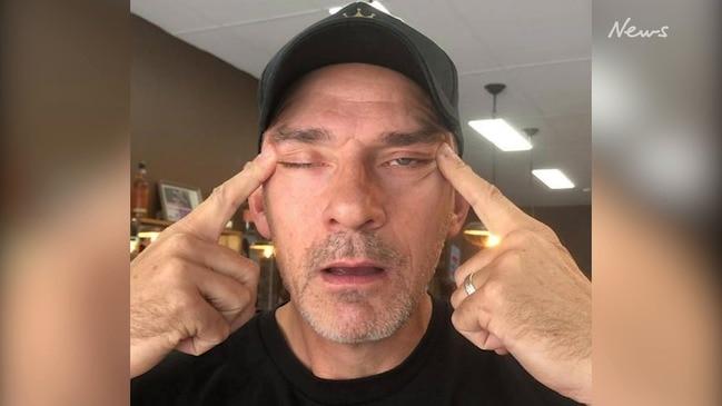 Steve clarifies 'younger woman' comment
