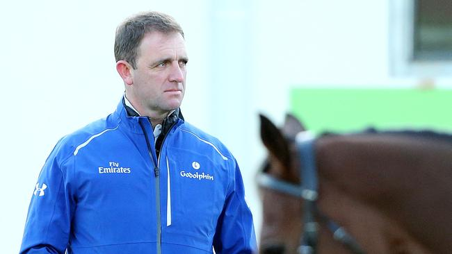 Trainer Charlie Appleby will send a strong team to Melbourne in the spring. Picture: Mark Stewart