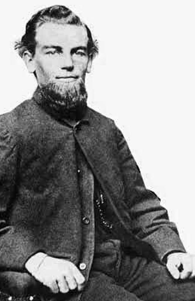 Benjamin Briggs, captain of Mary Celeste.