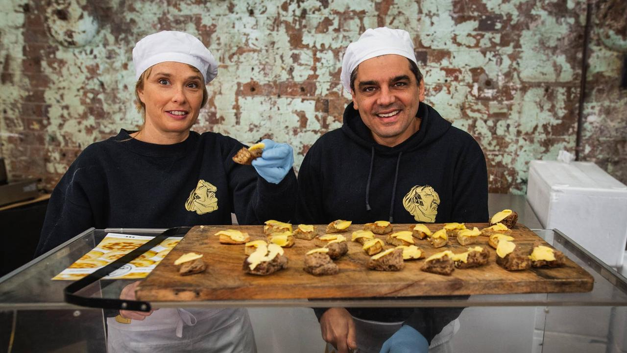 Pepe Saya founders believe Australia Post's move will be devastating. Picture: Supplied by Pepe Saya