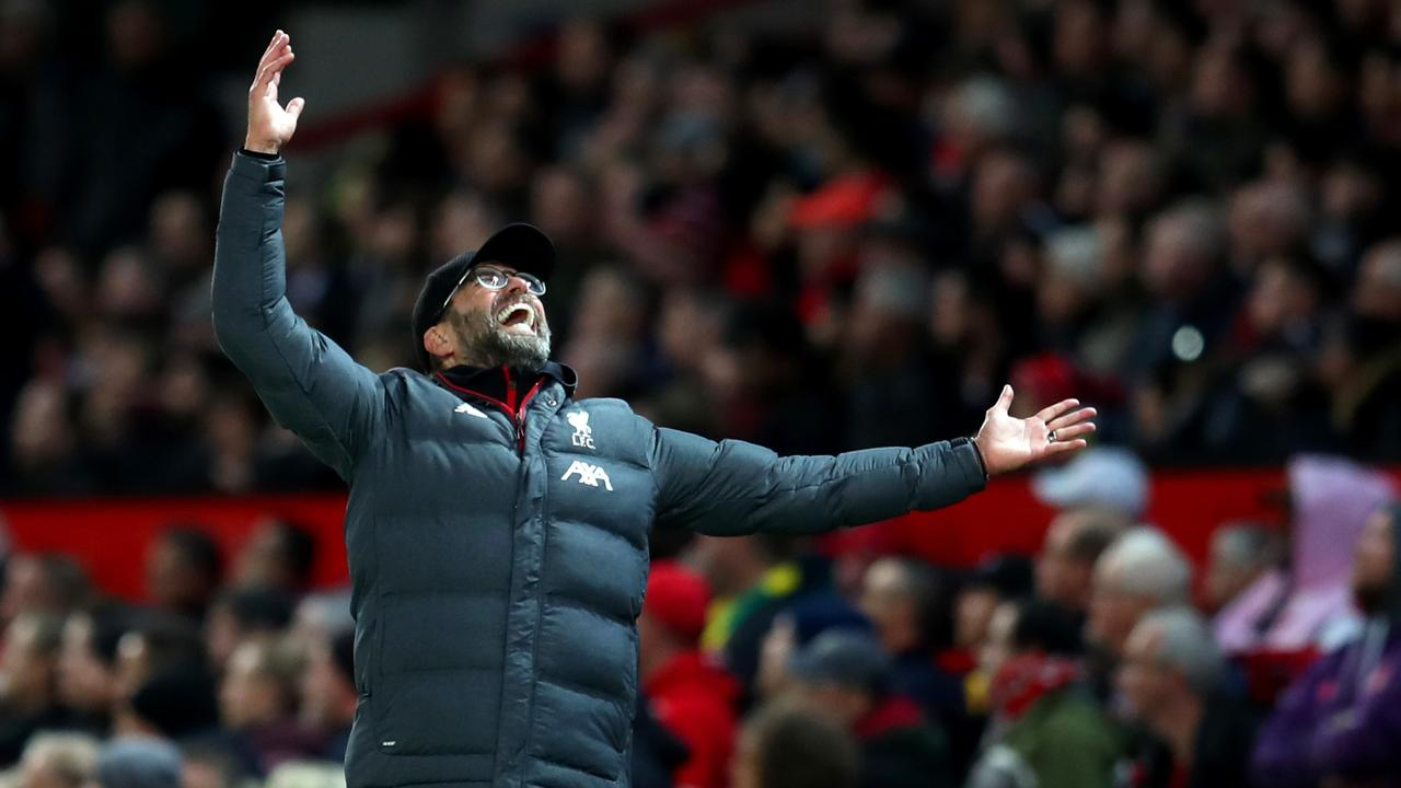 'It's not criticism, it's a fact': Jurgen Klopp's comments show just how far Manchester United have fallen