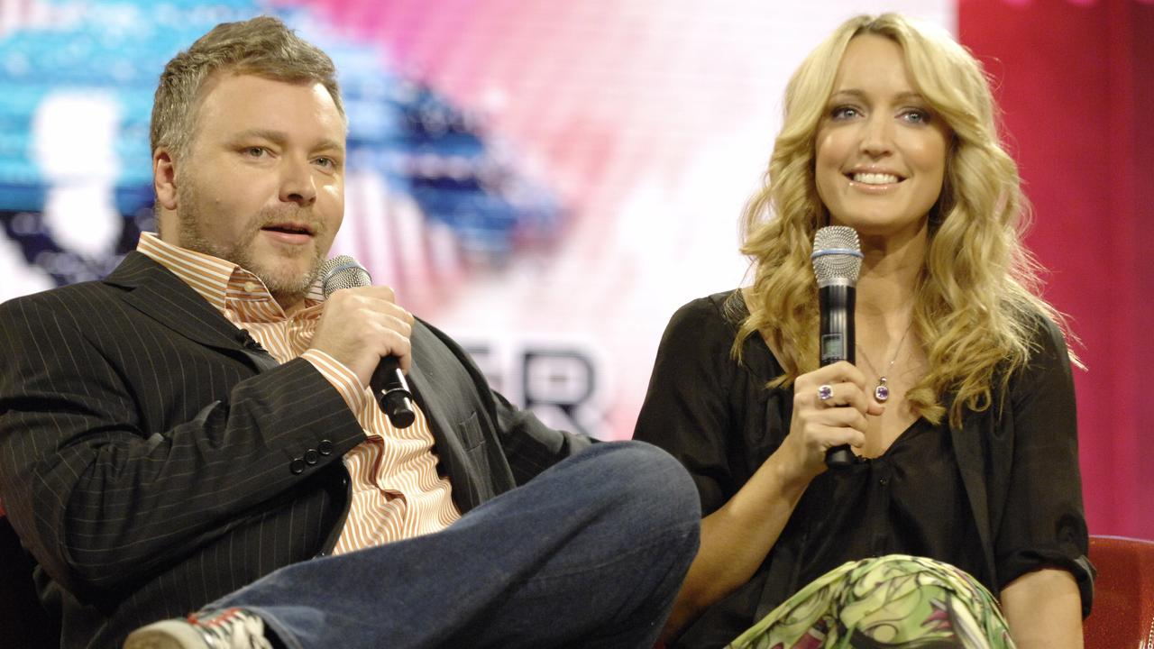Kyle Sandilands and Jackie O hosted Big Brother for one year.