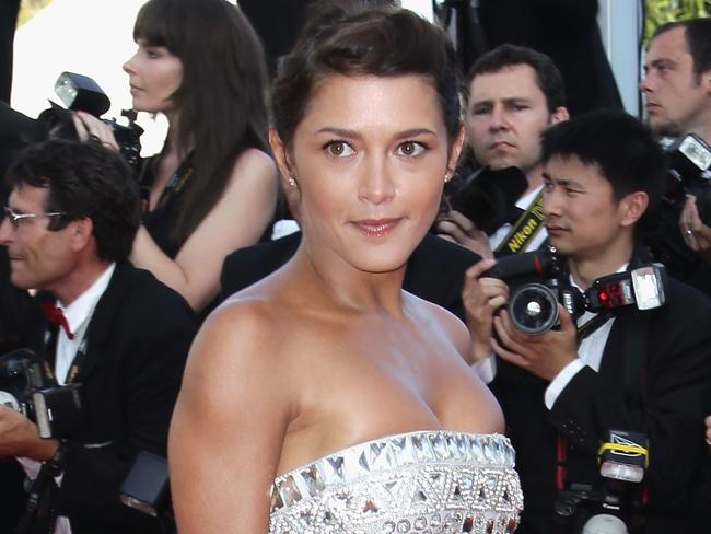 French actress Emma de Caunes, pictured at the 63rd Annual Cannes Film Festival in 2010, claimed Weinstein demanded sex from her after a lunch meeting. Pic: Andreas Rentz/Getty Images