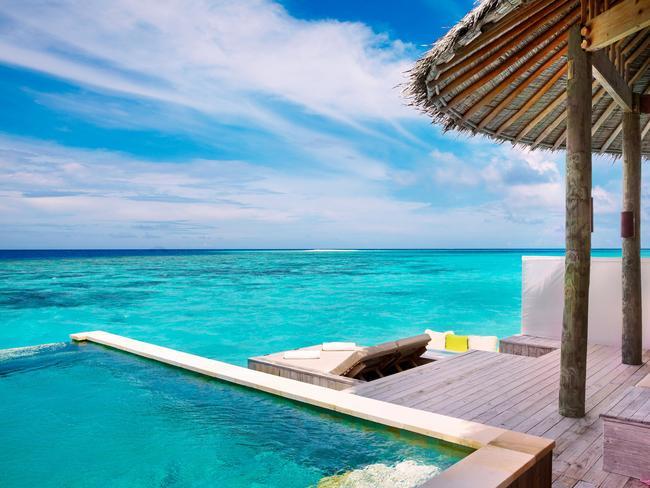 Best Overwater Bungalows Likuliku Lagoon Resort St Regis