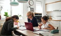 'I hired a nanny to get me through homeschooling'