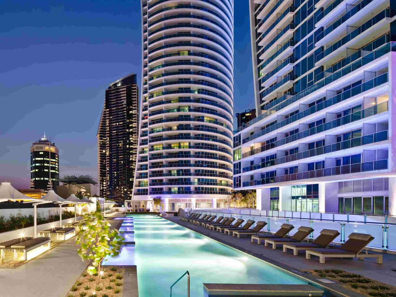 Supplied Travel JULY 13 2014 QLD DEALS Hilton Hotel Surfers Paradise, QLD