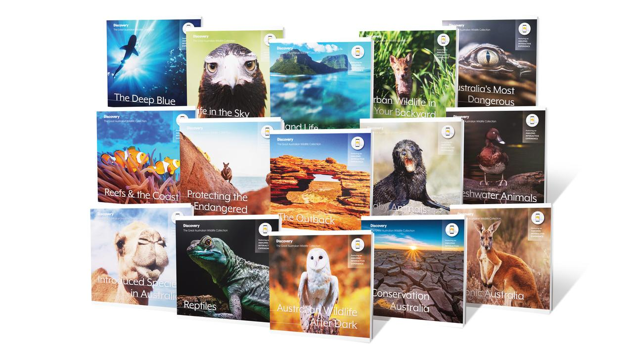 The Great Australian Wildlife Collection. For Kids News