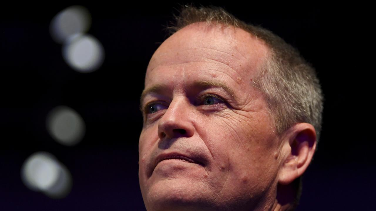 Australian Opposition leader Bill Shorten says the foreign policy shift has been a humiliating backdown. Picture: AAP