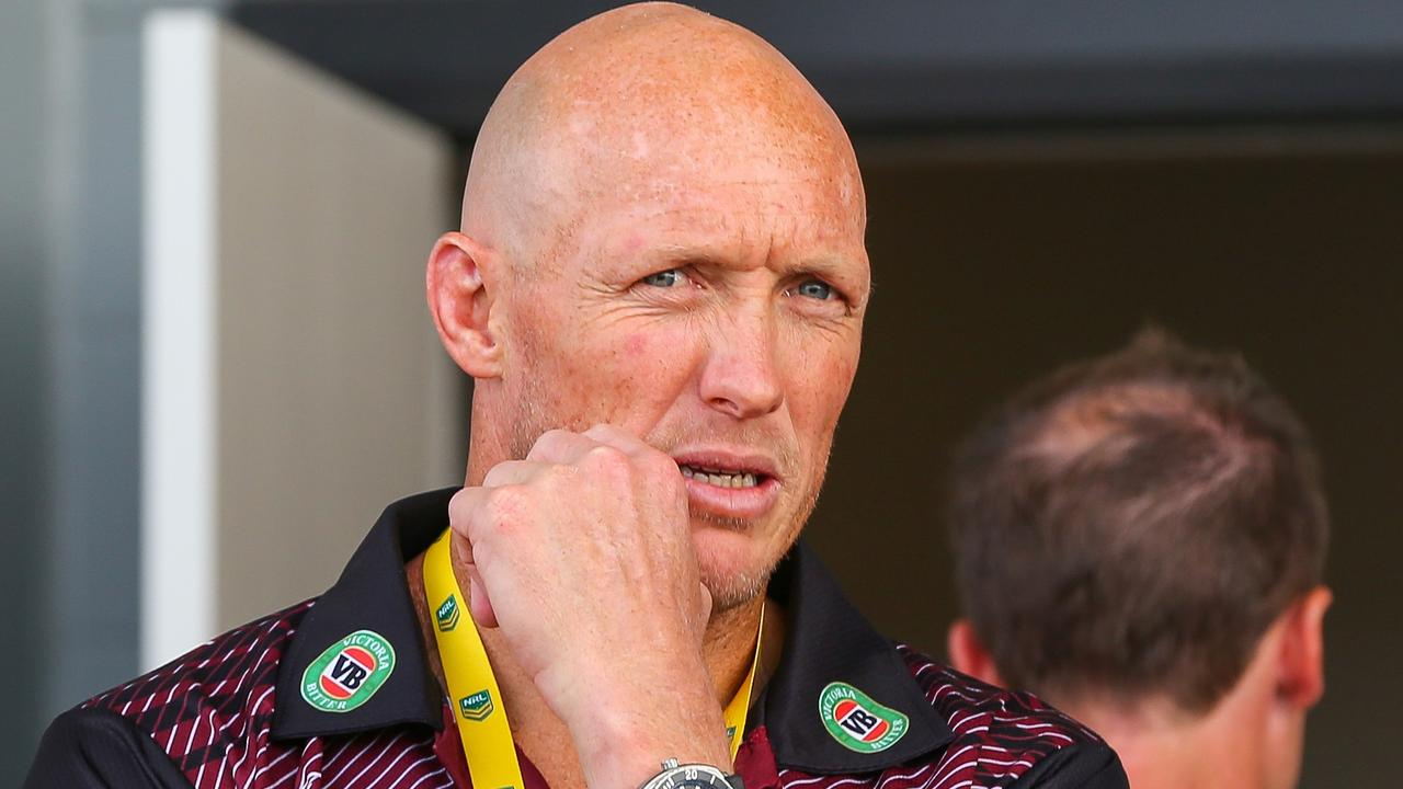 Craig Fitzgibbon has some big decisions to make as the Sharks' new coach for 2022. Digital image by NRL Photos