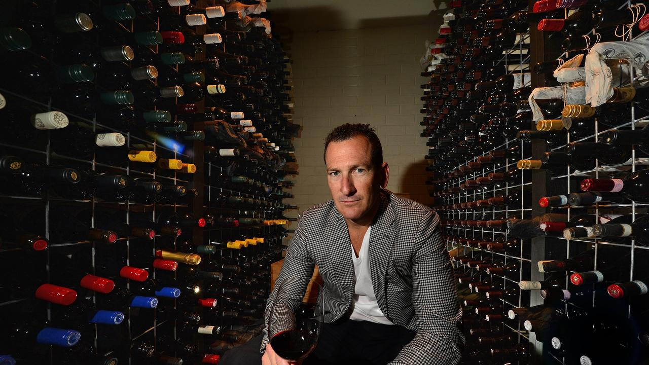 Local identity Travis Schultz is known for his food and wine knowledge on the Coast.