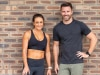 Michelle Bridges and Todd Liubinskas have created an intense workout.