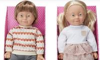 Shoppers can't get enough of Kmart's Down Syndrome doll