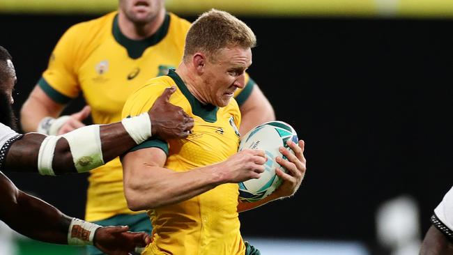 Wallabies woe? Hodge in hot water over hit