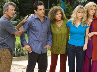 Having trouble with the in laws? Image: Meet The Fockers