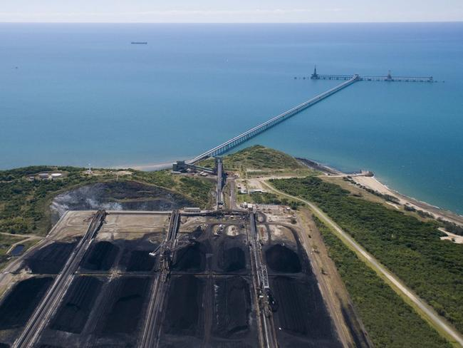 Adani needs to build a rail line from its mine to Abbot Point port where the coal will be shipped overseas.