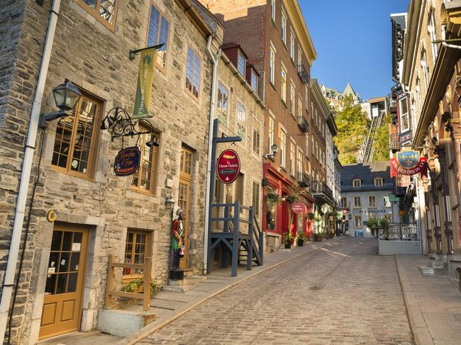 EXPLORE OLD QUEBEC, QUEBEC A UNESCO World Heritage treasure, the vibrant core of Quebec City packs in more cultural, architectural, religious and militant history than what you'd find in most Canadian cities. With the Fortifications of Quebec, Citadel, Notre-Dame-de-Quebec Basilica-Cathedral and Jesuits Chapel topping the essential sightseer's itinerary, museums and fine dining are also aplenty.