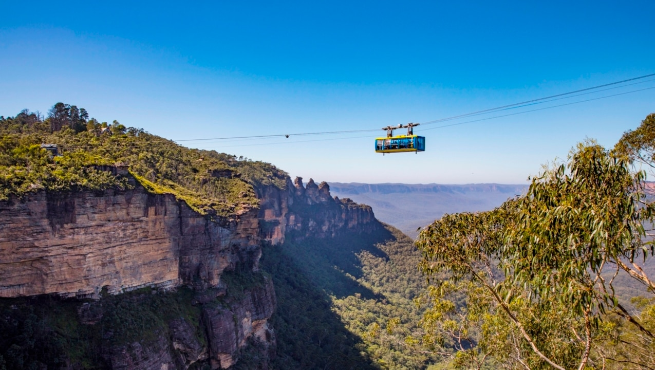 Blue Mountains welcomes domestic tourism