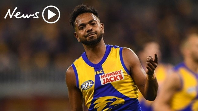 Willie Rioli tests positive for banned substance