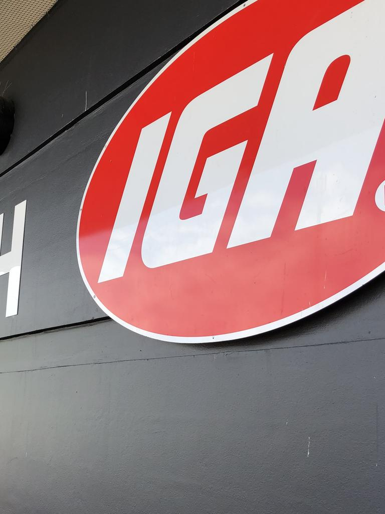 IGA had the worst rating of 2.6, with only around four in 10 of its own-brand products considered healthy.