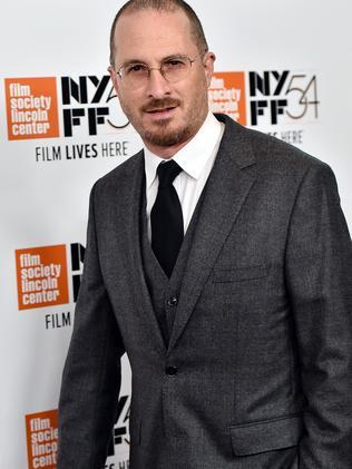 Producer Darren Aronofsky.