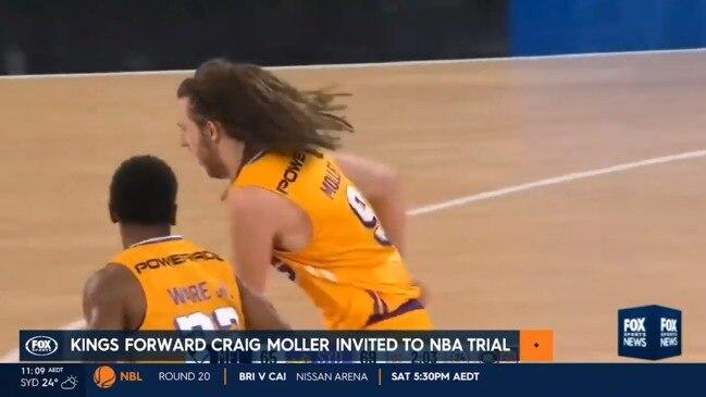 The Logue Down:  Kings forward Craig Moller to receive NBA trial