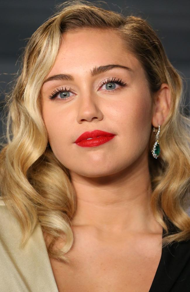 Miley Cyrus revealed she had lost her home in the fire.