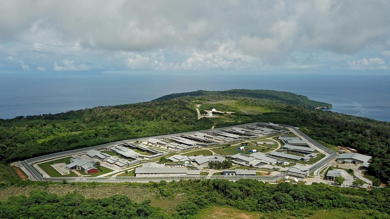 Christmas Island Australian Immigration Detention Centre where Wuhan evacuees are being isolated. Picture: AAP Image/Richard Wainwright