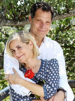 Maureen with her husband Michael.