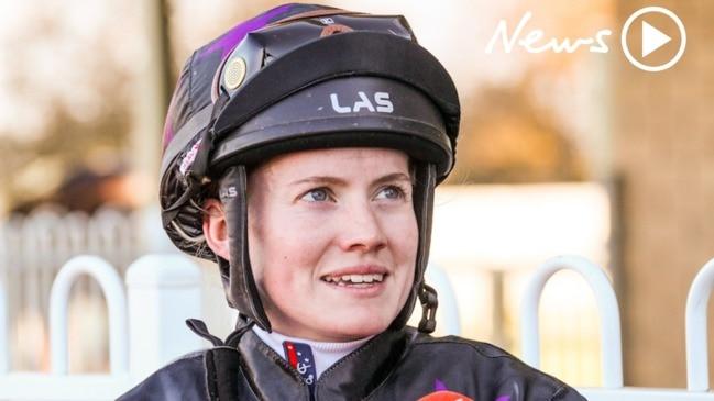Female jockey Mikaela Claridge has died from a horse riding fall