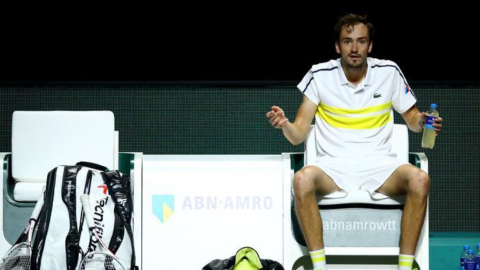 48th ABN AMRO World Tennis Tournament - Day Three