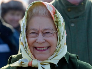 Butter wouldn't melt in this sweet old lady's mouth. Source: Getty Images