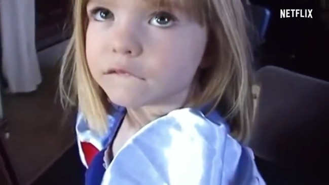 Trailer: The Disappearance of Madeleine McCann