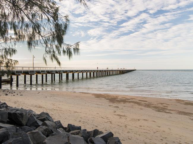 PIER AT FRASER Walk the historic Urangan Pier in Hervey Bay and join the locals fishing for whiting over the side. No luck? Grab takeaway from Enzo's and enjoy the sunshine.