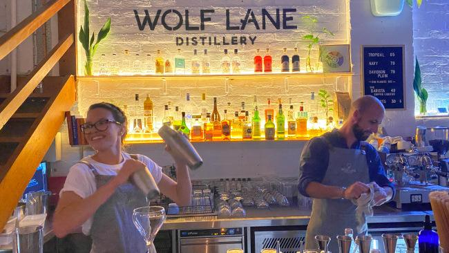 Wolf Lane.