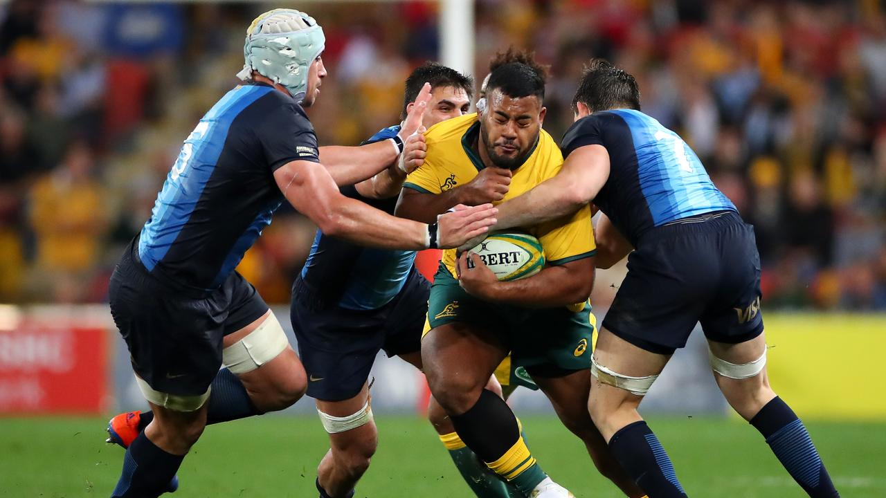'Owes Australia something': Wallabies sensation Taniela Tupou on cusp of re-signing with Rugby Australia