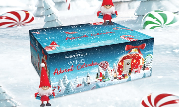 Foodie-friendly Advent calendars for adults to enjoy