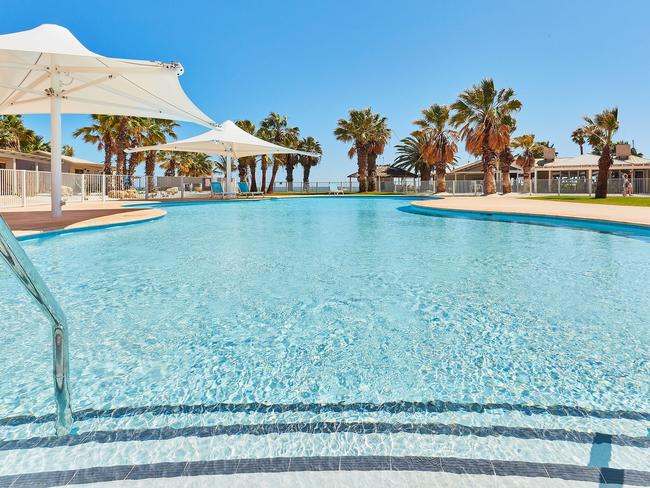 HOT TIP The RAC Monkey Mia Dolphin Resort has reopened after a $20 million refresh and now includes beachfront family villas, extra camp sites and a new swimming pool.